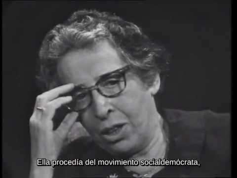 Hannah Arendt: ¿Qué queda? Queda la Lengua Materna (1964)