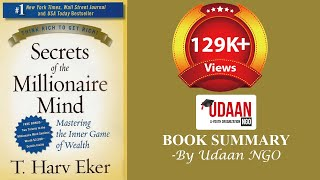 Secrets of the Millionaire Mind (T. Harv Eker) Book Summary in hinglish By Aadi Gurudas
