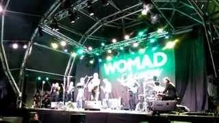 Magnifico @ Womad Cáceres 2015