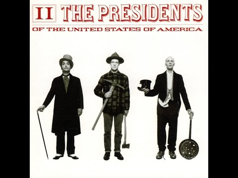"""The Presidents Of The United States Of America's """"II"""" Review - Record Breakers - Ep. 51"""