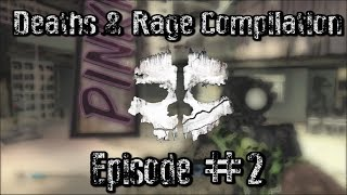 Call Of Duty Ghosts: Deaths & Rage Compilation Episode #2