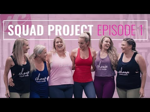 The Squad Project - Episode 1 of 8