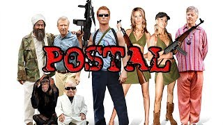 Postal (2007) | Постал | Полный фильм | (1080p)