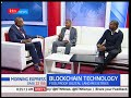 The blockchain technology behind the now popular Bitcoin phenomenal-Dr Peter Tole Founder,land Layby