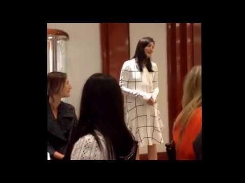 Tabitha Simmons Fashion Luncheon at Saks 5th Avenue