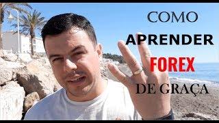 COMO APRENDER FOREX DE GRAÇA - Vídeo 74 de 365