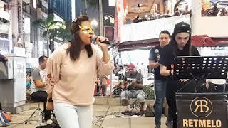 Farah cover lagu ratu rock Ella (Kesal)