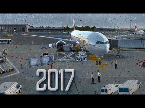 New Flight Simulator 2017 - P3D 3.4 [Spectacular Realism]