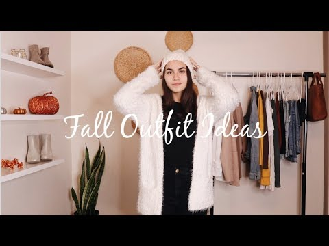 [VIDEO] - Fall Outfit Ideas! | Fall Lookbook 2019 2