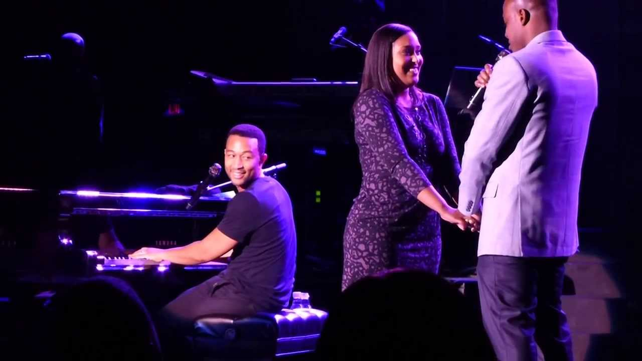 Unofficial John Legend All Of Me With Surprise Wedding Proposal You