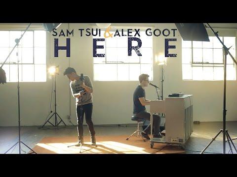 Here (Alessia Cara) - Sam Tsui & Alex Goot Cover | Sam Tsui