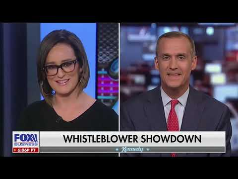 Lewandowski told by Fox Business host he was being 'a little slurry' during online interview