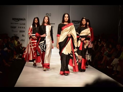 Madhu Jain | Full Show | India Fashion Week | Fall/Winter 2017/2018