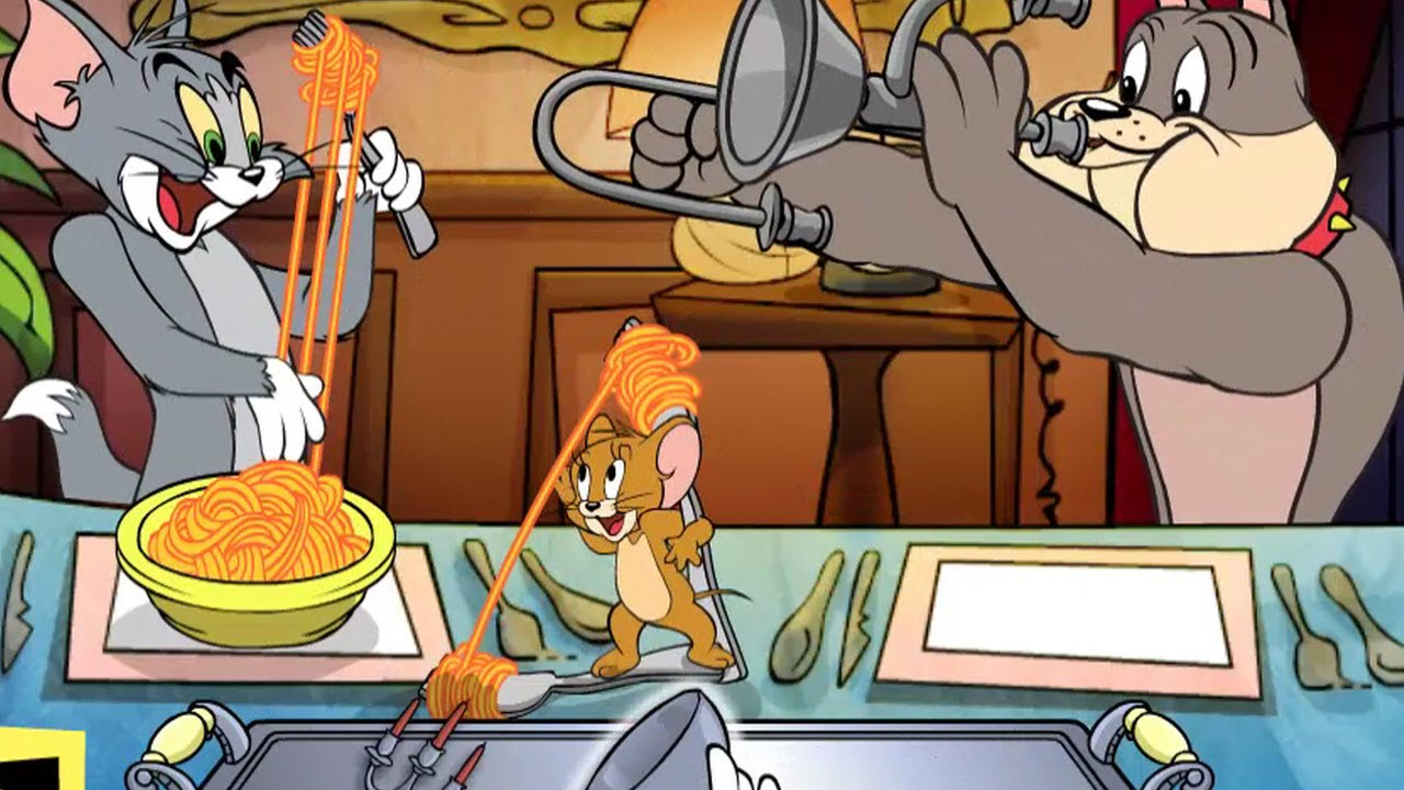 Tom And Jerry Cartoon Games For Kids Tom And Jerry Suppertime Serenade Full Episode Hd Youtube