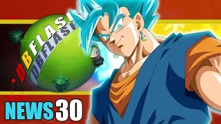 LE CLIMAX DE L'ARC TRUNKS DU FUTUR (DBSUPER EP. 66 & NEWS) - DBFLASH #30