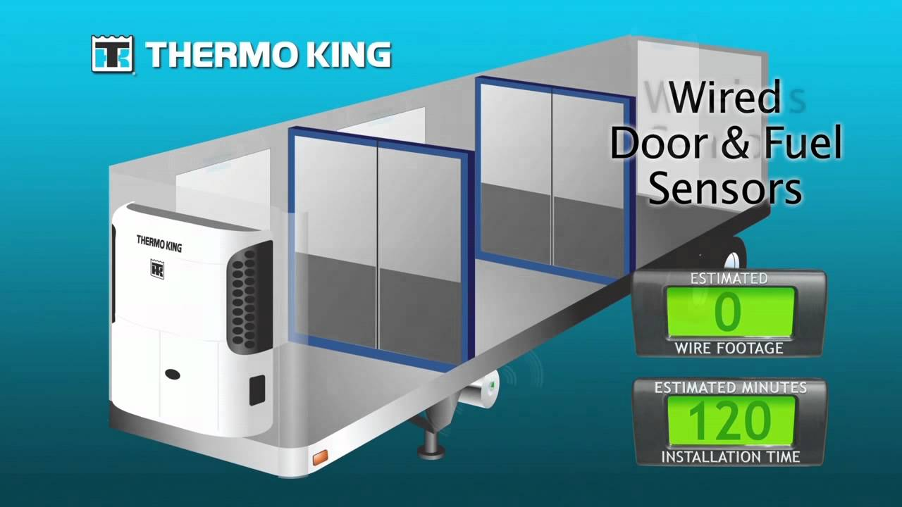Thermo King Wireless Sensors