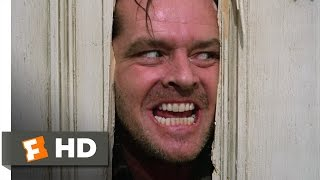 The Shining  1980  - Here's Johnny! Scene  7/7  | Movieclips