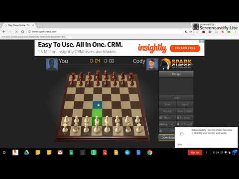 rock and roll chess