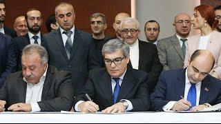 Երեք կուսակցություն համատեղ համագործակցության հուշագիր ստորագրեց