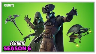 Fortnite: New Plague & Scourge Skins, Herald's Wand Pickaxe And Lamplight Glider