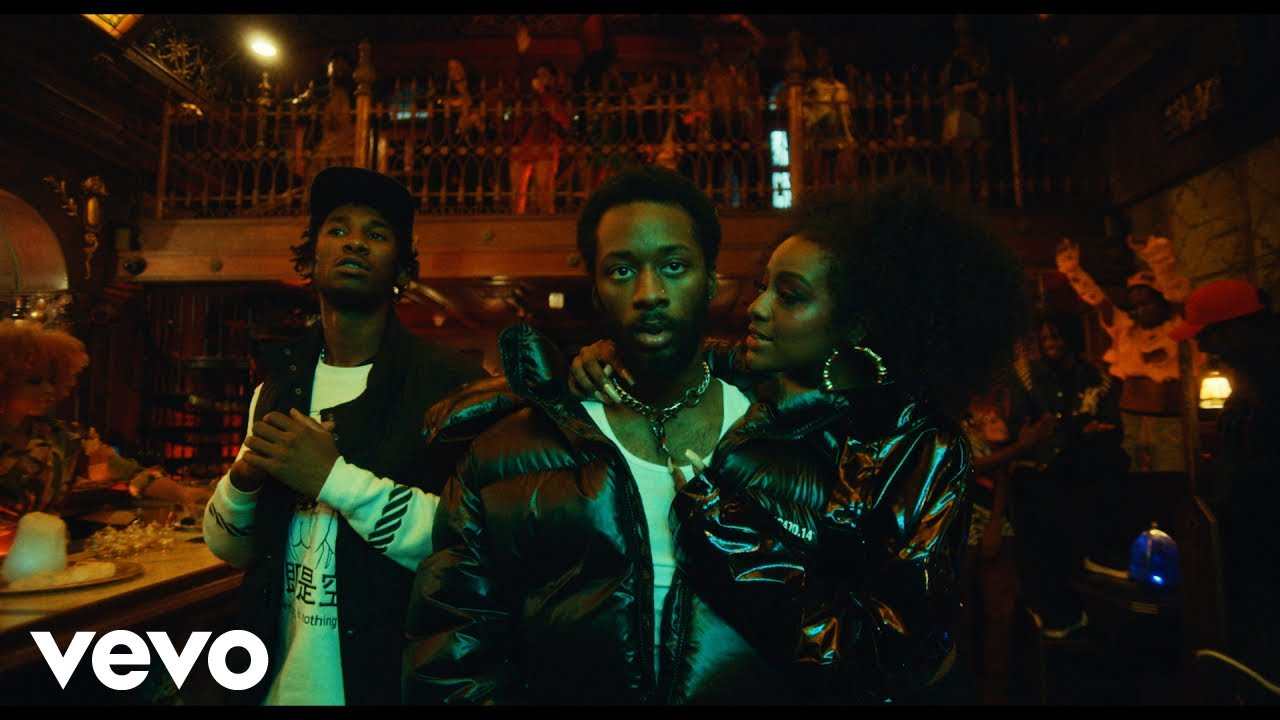 GoldLink - Joke Ting (Official Video) ft. Ari PenSmith