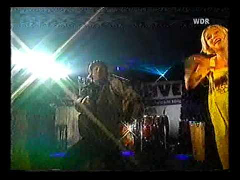 """1996/1997 WDR Silvesterparty - Heath Hunter """"Revolution in paradise"""" live"""