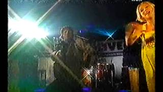 "1996/1997 WDR Silvesterparty - Heath Hunter ""Revolution in paradise"" live"