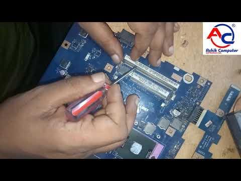 How to Repair Laptop Motherboard | bangla tutorial