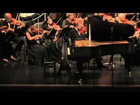 Nolan Nguyen Performs JC Bach Concerto with the Meridian Symphony