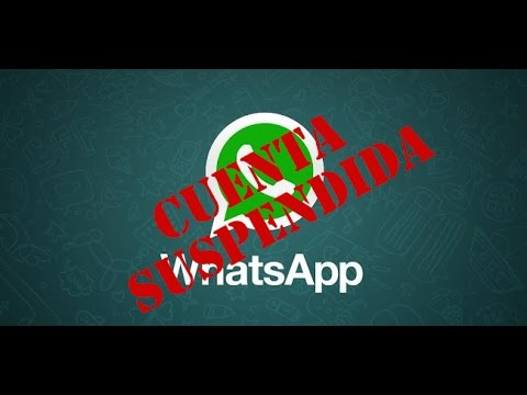 Bloque masivo de Whatsapp!!!