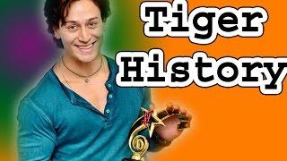 Tiger Shroff - biography   History tiger shroff   कैसे बने टाइगर सुपर स्टार