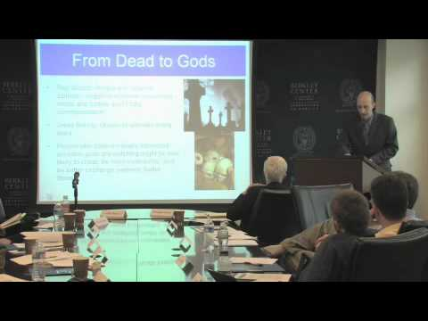 The Cognitive Science of Religion (Part 1)