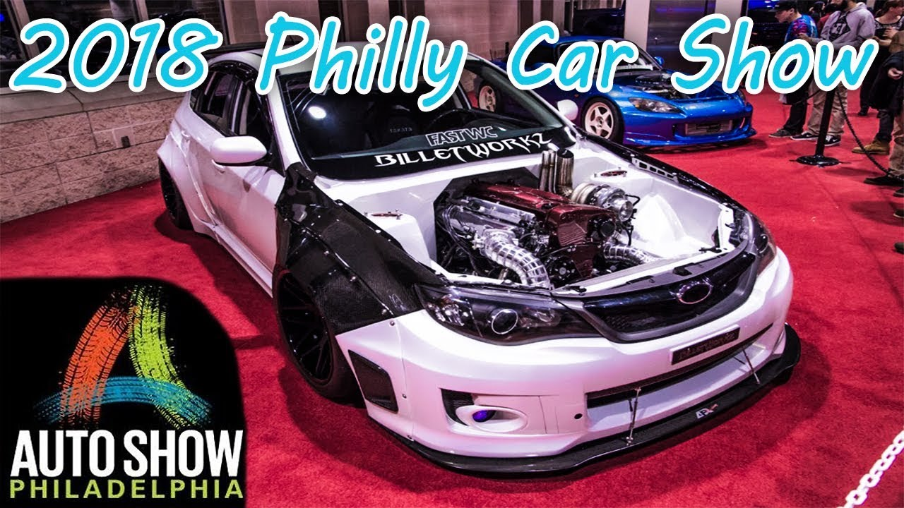 Philadelphia Car Show Dubshow YouTube - Philadelphia car show 2018