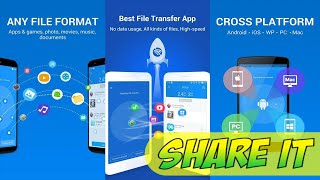 How To Use SHAREit Lite - Share And File Transfer App, Share it On Your Android Devices EASY GUIDE screenshot 3