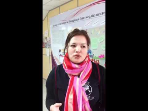 English Teacher in Kazakhstan