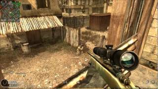 call of duty 4 gameplay pc ep.1