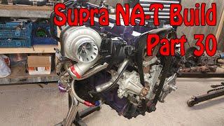 Toyota Supra NA-T Turbo Conversion - Part 30
