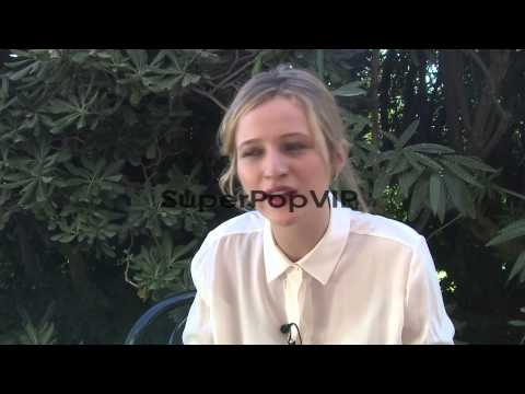 : Christa Theret on the characer she played at T...