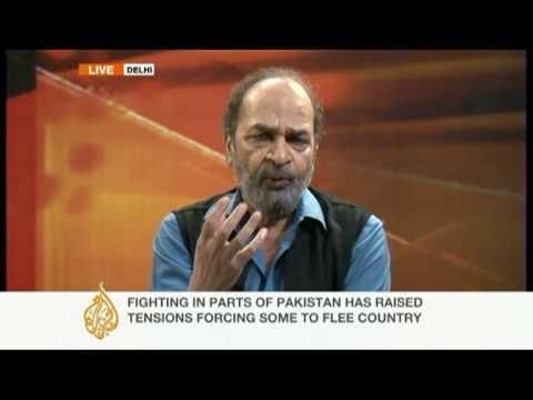 Pakistan minorities flee 'religious persecution'   - 26 Mar
