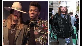Billy Ray Cyrus Gives Credit To Lil Nas X After Country World Leaves Him Out