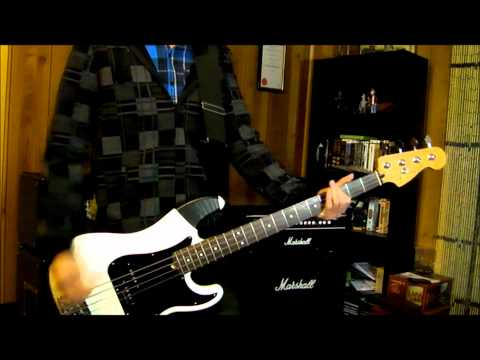 Red Flag Billy Talent Bass Cover