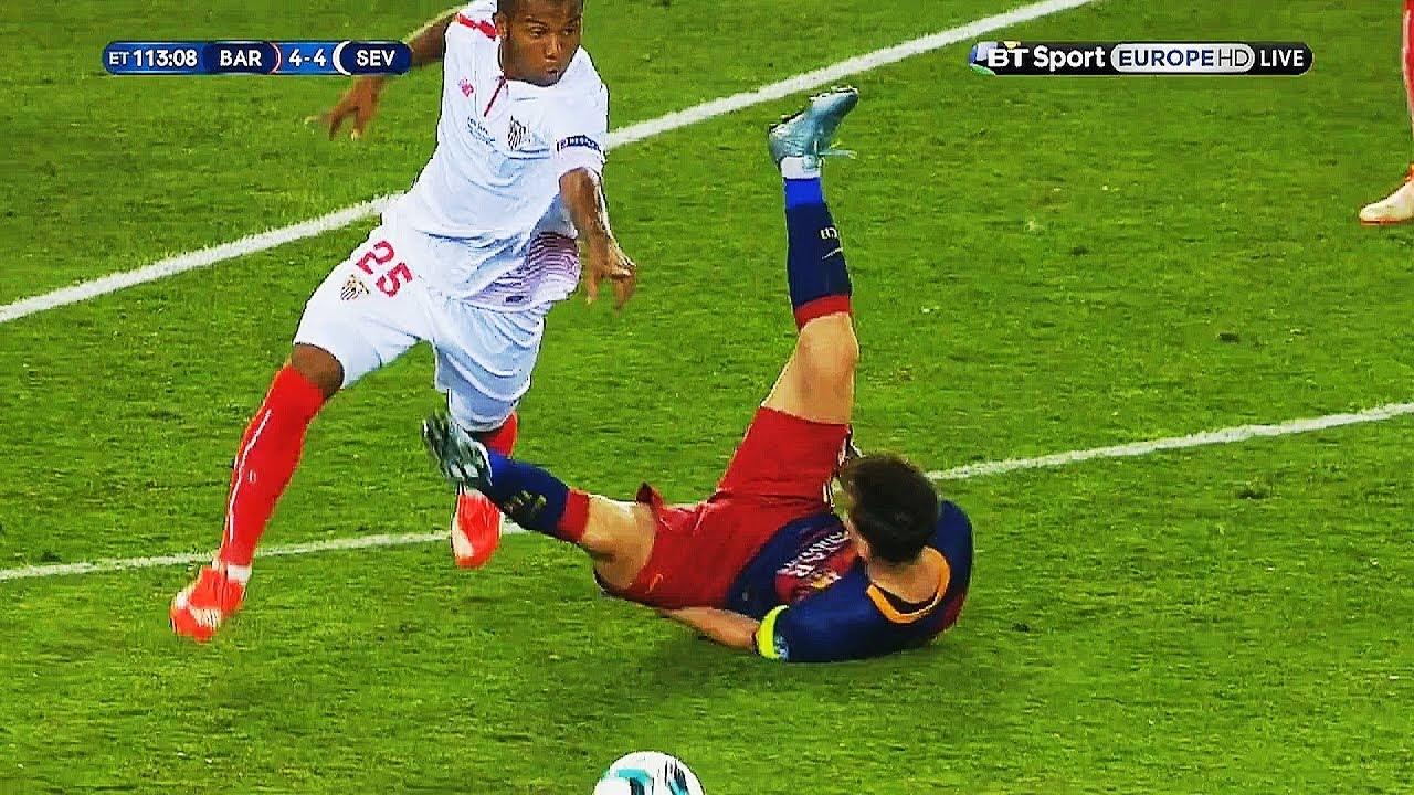 Messi Can't Do Bicycle Kicks ?! ● OK, Explain These Acrobatic Skills ....¡! ||HD||