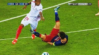 Messi Can't Do Bicycle Kicks ?! ● OK, Explain These Acrobatic Skills ....¡! ||HD||
