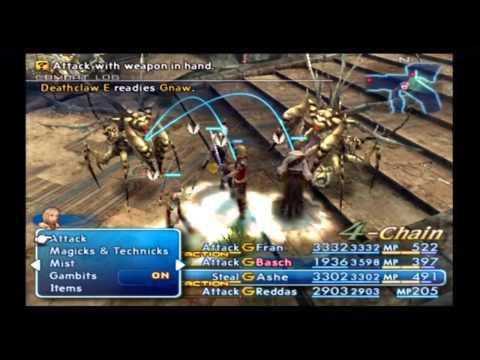 Let's Play Final Fantasy XII #101 - Hydrodragon