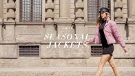 detailed look a4b90 26c87 Fashion Trends   Seasonal Jackets   Mathilde Gøhler - Duration  62 seconds.