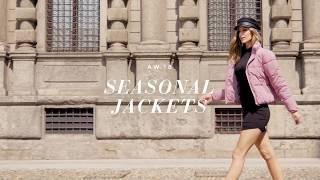Fashion Trends | Seasonal Jackets | Mathilde Gøhler