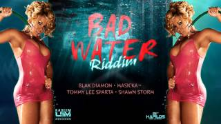 Bad Water Riddim Mix  #2014Dancehall @DrBeanSoundz @KADEEMUIM @UIMRECORDS
