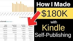How Much Money Does a SELF PUBLISHED Book Earn?
