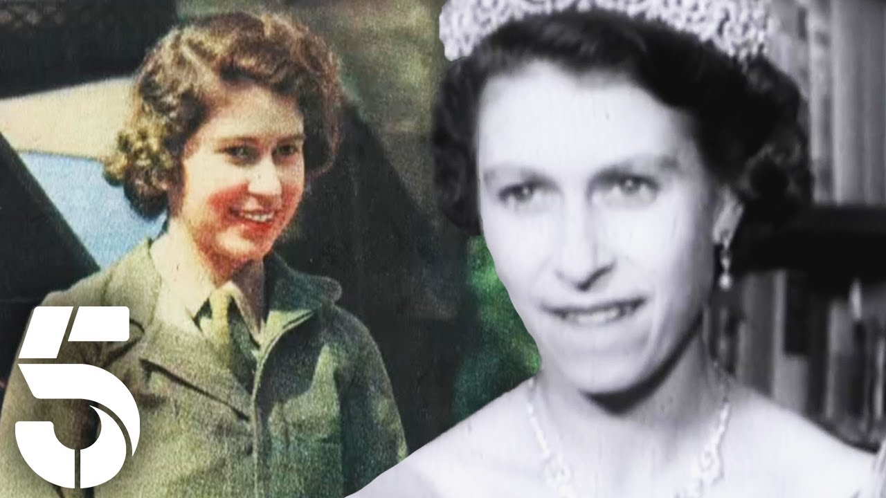 Queen Elizabeth II's Surprising Military Role During WW2 | Elizabeth: Our Queen | Channel 5