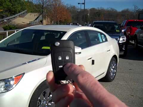 How To Use Remote Start >> How To Use Remote Start On A Buick